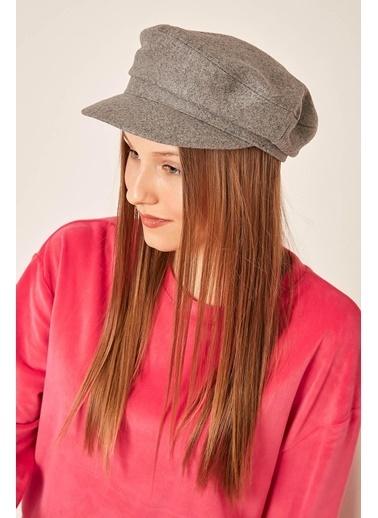Axesoire Şapka Gri
